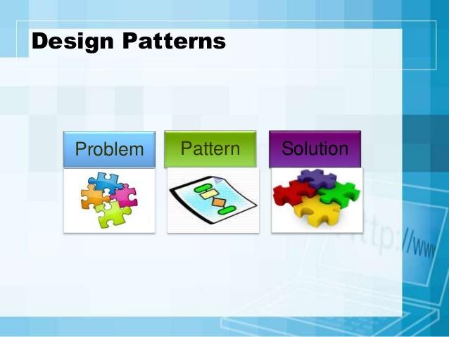 Applying Design Patterns